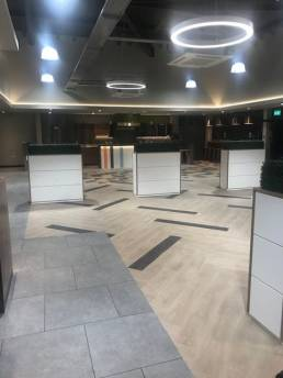 Mototpoint - Chingford - Commercial Fitout by Frank Adams Contracts