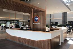 Motorpoint Chingford - Commercial Fitout - Frank Adams Contracts
