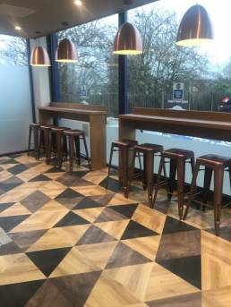 Motorpoint - Chingford - Commercial Fitout by Frank Adams Contracts