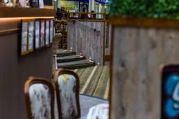 Caffe Romano East Kilbride by Frank Adams Contracts
